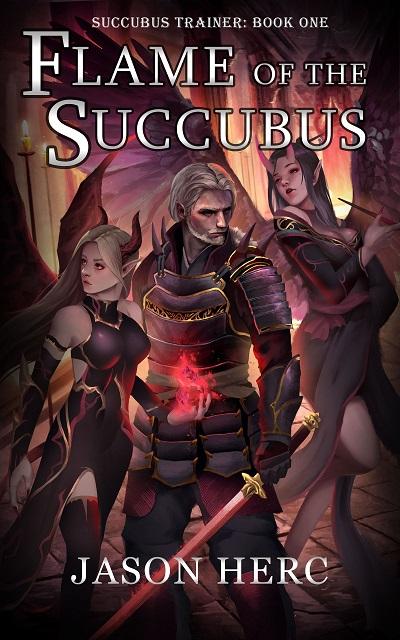 flame of the succubus jason herc cultivation dark fantasy