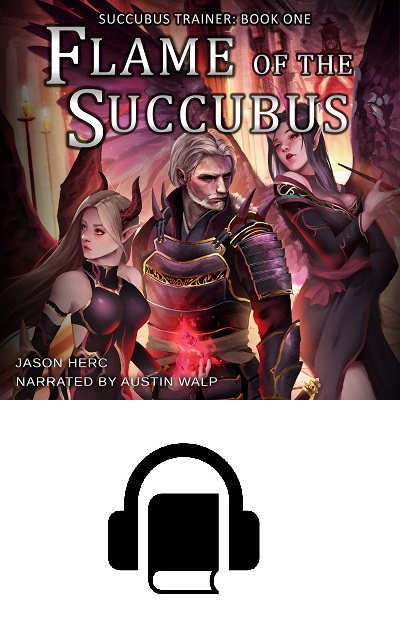 flame of the succubus harem audiobook